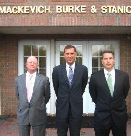 Mackevich, Burke, Stanicki